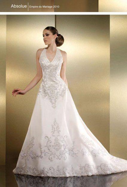 Magnifique Robe de mariée doccasion marque Empire du Mariage