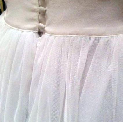 robe de mariée Naf-Naf T 36 - Nord