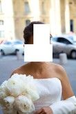 Superbe robe de mariée ugo Zaldi couture T. 38 - Occasion du Mariage