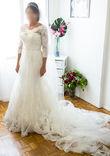Robe de mariée Pronovias - Petunia - T.38 - Occasion du Mariage