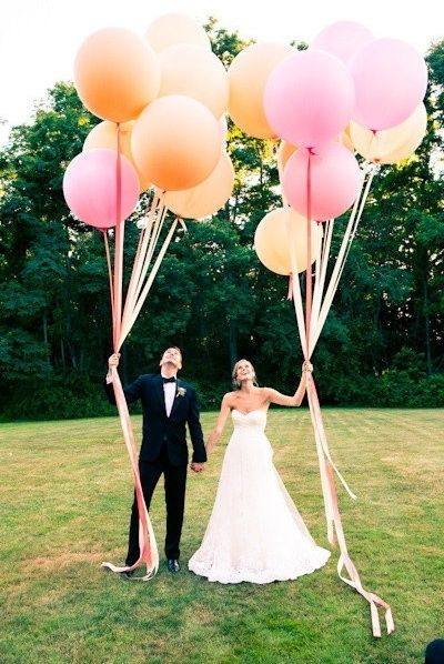 Ballons géant idéal pour décoration de salle et photo de