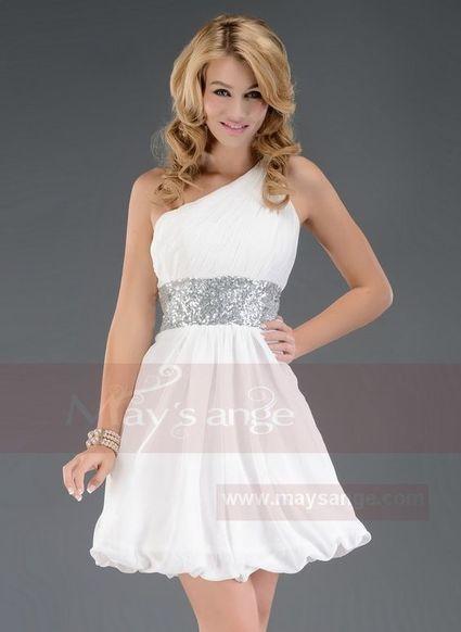 Robe blanche 38