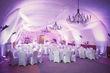 Voilage tenture blanc mariage - Occasion du Mariage