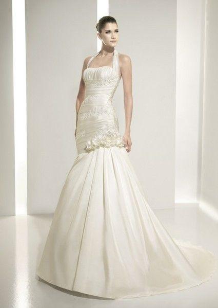 Robe de mariée neuve de chez Bellissima marque White One