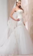 robe de mariée l\'empire du mariage millenium - Occasion du Mariage