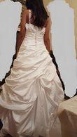 Robe de mariée taille 36-38 - Occasion du Mariage