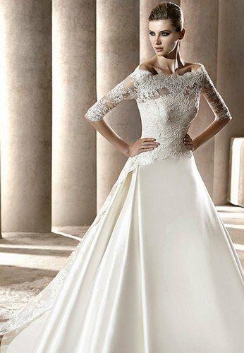 design élégant acheter populaire meilleurs prix Robe de mariée Iman Pronovias d'occasion avec accessoires