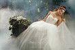 Robe mariée princesse - Occasion du Mariage