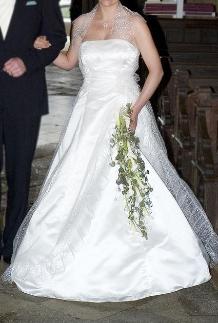 Robe de mariée unique de créateur 36-38 - Moselle