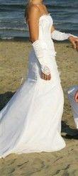 robe de mariee blanche - Occasion du Mariage