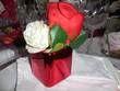 Location 45 vases cubes miroirs 7cmx7cm  - Occasion du Mariage