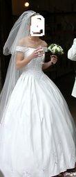 Robe de mariée comtesse Point mariage - Occasion du Mariage
