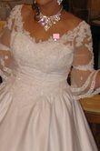 robe marque miss kelly taille 40/42 - Occasion du Mariage