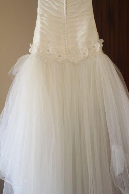 Robe de mariée Pronuptia + longue traîne doccasion