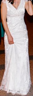 Robe de mariée Hervé Amour - Occasion du Mariage