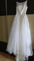 Robe de mariée neuve jamais portée/ taille 34/36 - Occasion du Mariage