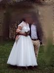 Robe de Mariée de style années 50s - Occasion du Mariage