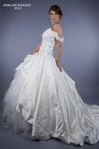 Robe de mariée couleur ivoire  - Occasion du Mariage