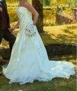 robe de mariée + guêpière + jupon - Occasion du Mariage