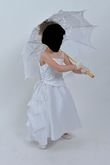 robe de mariage enfant de 2/3 ans - Occasion du Mariage
