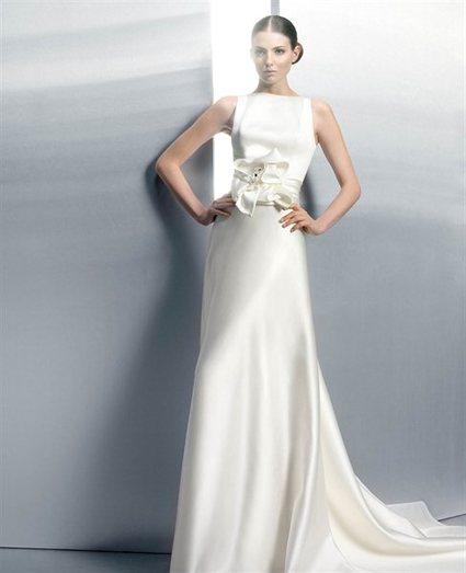 Très belle robe de mariée Jésus Peiro d\u0027occasion