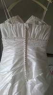 Particulier vend magnifique robe de mariée neuve - Occasion du Mariage