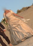 Robe de mariée en soie naturelle  - Occasion du Mariage