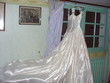 robe de mariée avec voile - Occasion du Mariage