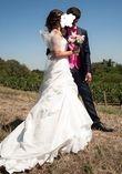 Robe de mariée Collection Hervé mariage 2015 LEA - Occasion du Mariage