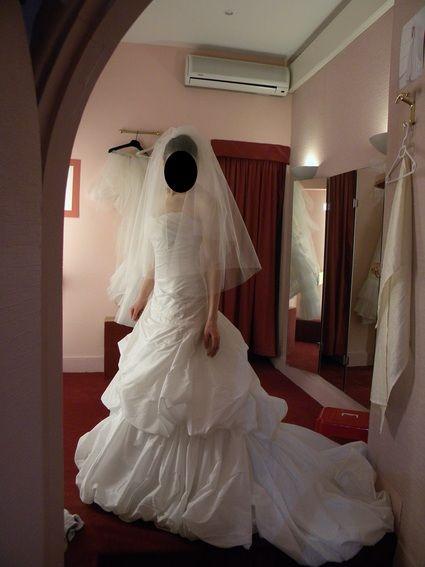Robe de mariée jamais portée de la boutique Juliette à Toulouse