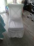 un peu plus de 100 housses de chaise - Occasion du Mariage