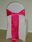 Location housse de chaise+noeud=chemin table GRATUIT - Occasion du Mariage
