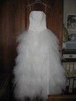 robe de mariée taille 36 ivoire - Occasion du Mariage