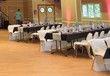 Location housses de chaise tissu blanc - Occasion du Mariage