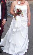 Robe de mariée T 42/44 - Occasion du Mariage
