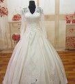 Robe de mariée jamais porté Taille 46/48 - Occasion du Mariage