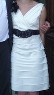Robe de soirée courte T36 - Occasion du Mariage