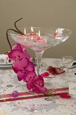 Location vases forme coupe champagne  - Occasion du Mariage