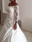 jolie robe de mariée taille 40 - Occasion du Mariage