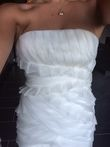 Robe de Mariée courte Ugo Zaldi - Occasion du Mariage