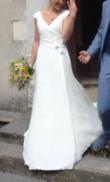 Robe Melanie - collection 2013 Hervé Mariage - Occasion du Mariage