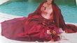 robe de mariee bordeaux - Occasion du Mariage