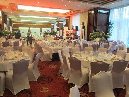Housses de chaises argent ou blanche en location - Housse chaise mariage occasion ...