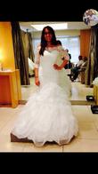 robe de mariée pronovias 40/42 - Occasion du Mariage