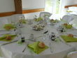 Vases plats circulaires - Occasion du Mariage