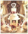 Présentoir pièce montée/Wedding cake  - Occasion du Mariage