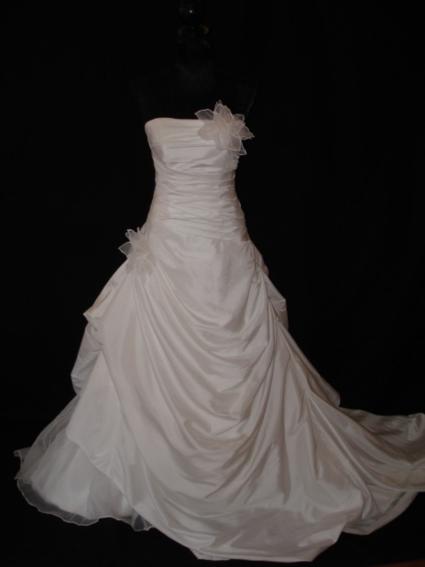 Superbe robe de mari e d 39 occasion mod le baltimore les for Petite occasion habille les mariages