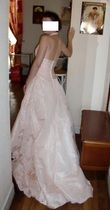 Robe rose ple t.36 taille fine - Occasion du Mariage