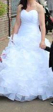 Robe de mariée Eglantine Créations - Occasion du Mariage