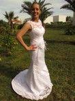 Robe de mariée, mariage chic et moderne - Occasion du Mariage